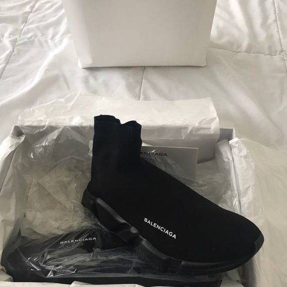 Discount Balenciaga Speed Trainer Running Shoes In Au For Sale Balenciaga Speed Trainer Best Nike Running Shoes Balenciaga