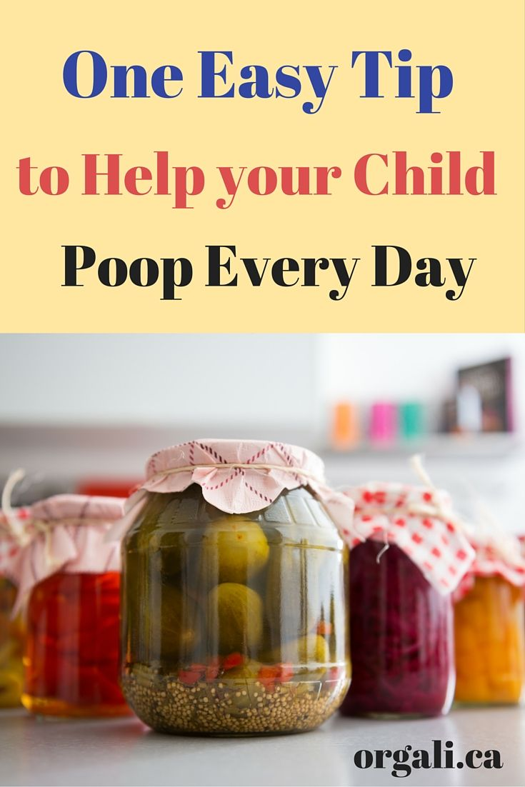 Is your kid constipated? Do you want to know an easy method for your kids to be pooping every day without pain and tears? Here is the only tip you need!