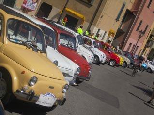 Tuscany Fiat 500 Reunion #TuscanyAgriturismoGiratola