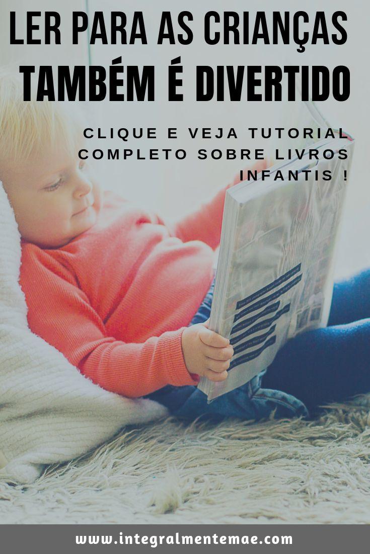 16 Indicações dos livros infantis: o hábito de ler para crianças.   – Dicas de maternidade – BLOG INTEGRALMENTE MÃE