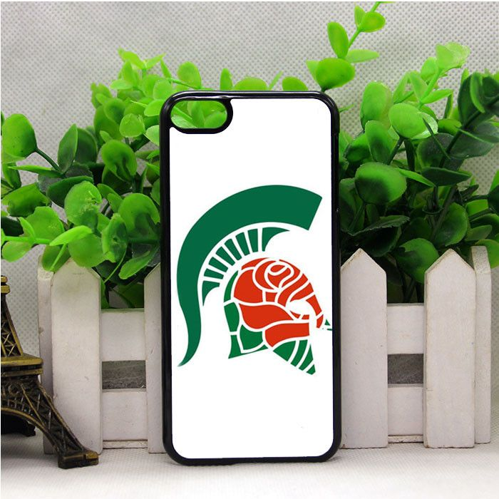 MICHIGAN SPARTAN ROSES IPOD TOUCH 6