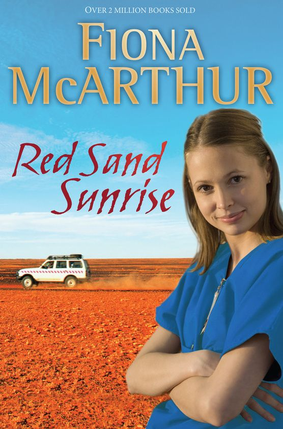 RELEASE DAY NEWS: Fiona McArthur 'Red Sand Sunrise'