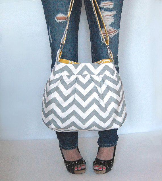 ChevronZig Zag, Chevron Zigzag, Chevron Handbags, Diaper Bags, Diapers Bags, Chevron Pattern, Hobo Purses, Hobo Bags, Chevron Stripes