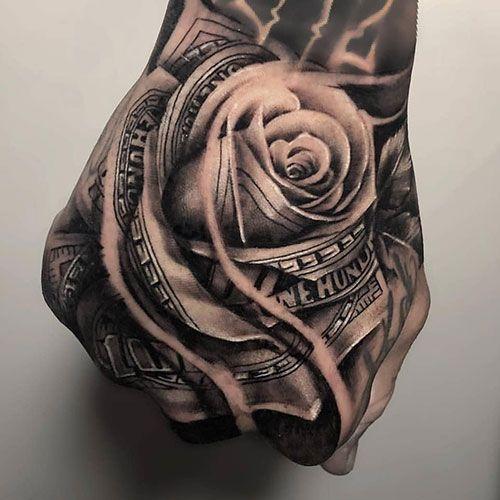 125 Best Hand Tattoos For Men: Cool Designs + Ideas (2019 Guide) #designs #guide #ideas #tattoos