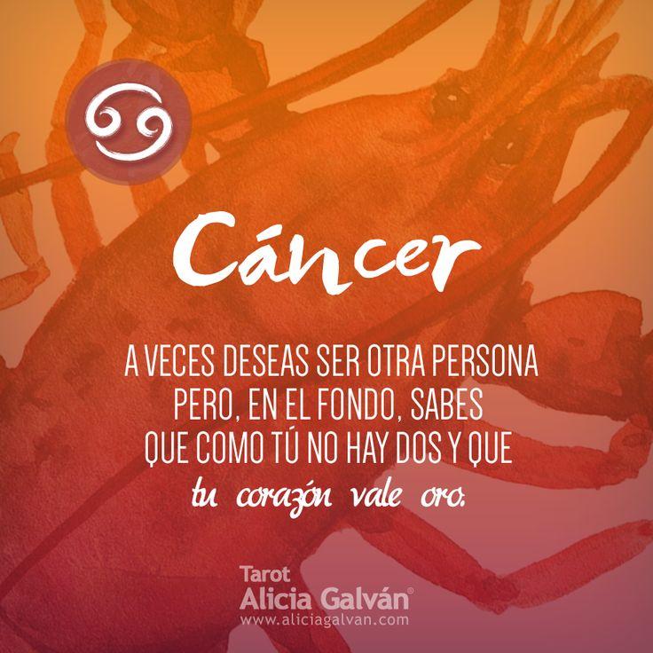 #Cancer ♋ conoce lo que dice tu #horóscopo para este mes en este link 👇