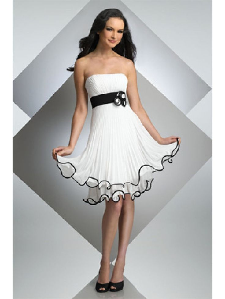 white-bridesmaid-dress