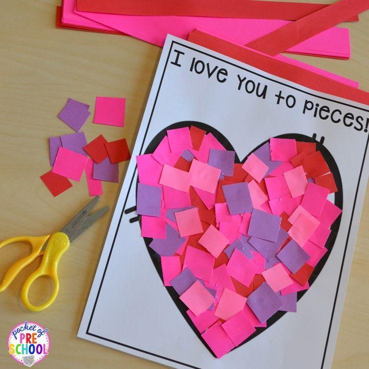 1812 best Valentine Day images on Pinterest | Valentine crafts ...