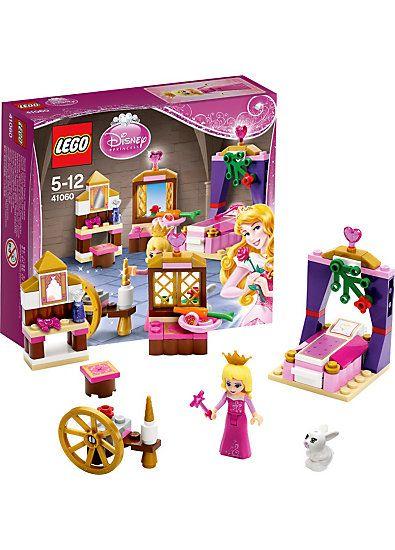 LEGO 41060 Disney Princess: Auroras königliches Schlafzimmer