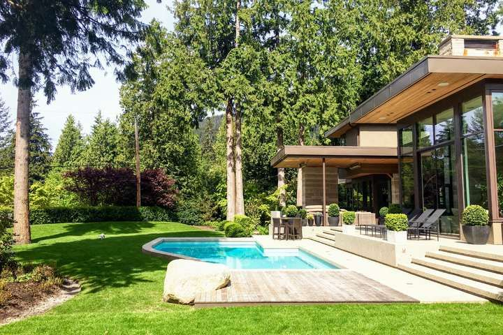 2998 Rosebery Avenue West Vancouver Homes And Real Estate Bc Canada 1930s House Exterior House In The Woods Beautiful Modern Homes