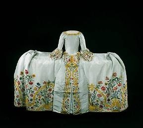 1750s Wedding Dress