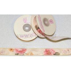Κορδέλα Φλοράλ Ρελιασμένη 2.5cm