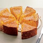 Sinaasappel & polenta cake van Tana Ramsay - okoko recepten