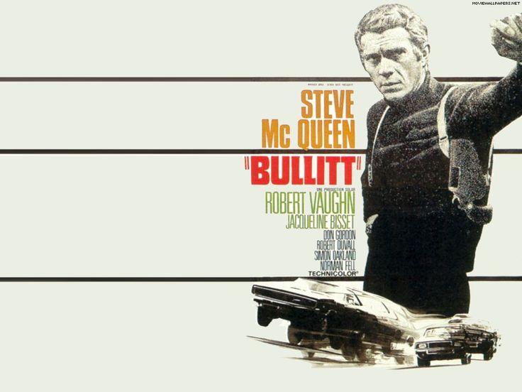 Bullit: Steve McQueen