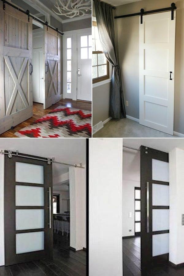 Indoor Barn Doors Barn Door Ideas Decorative Sliding Barn Door Hardware In 2020 Indoor Barn Doors Bifold Barn Doors Interior Barn Doors