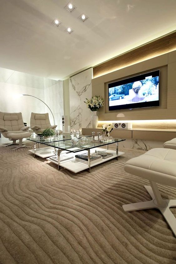 Modern Living Room Home Theater 66 best home theater images on pinterest | home theaters