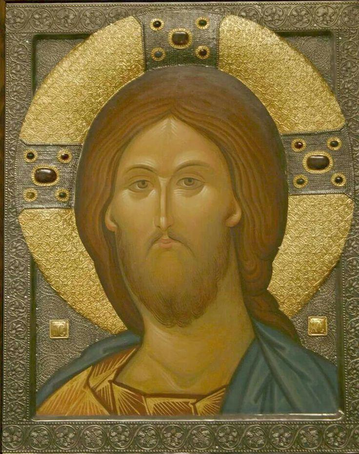 Господ Исус Христос + + + Κύριε Ἰησοῦ Χριστέ, Υἱὲ τοῦ Θεοῦ, ἐλέησόν με τὸν + + + The Eastern Orthodox Facebook: https://www.facebook.com/TheEasternOrthodox Pinterest The Eastern Orthodox: http://www.pinterest.com/easternorthodox/ Pinterest The Eastern Orthodox Saints: http://www.pinterest.com/easternorthodo2/