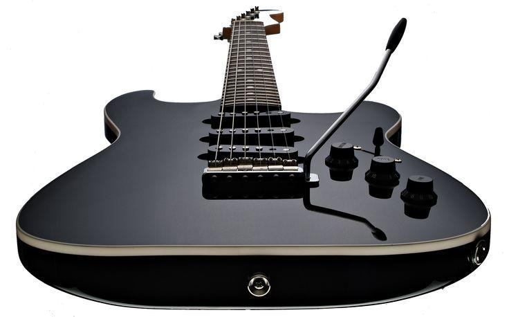 The Aerodyne Stratocaster : Fender Guitars