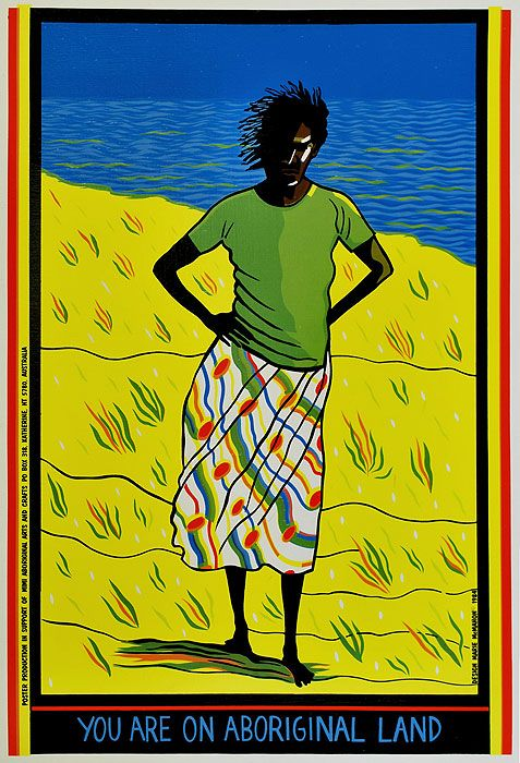 this is aboriginal land print - Google Search