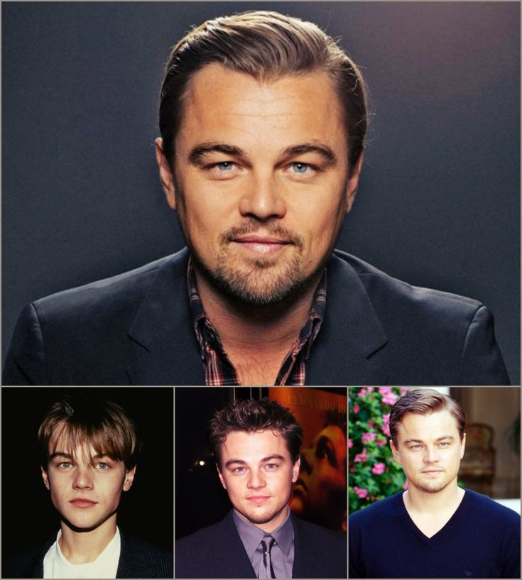 Leonardo DiCaprio Hairstyles Makeover | Hairstyles 2015, Hair Colors and Haircuts