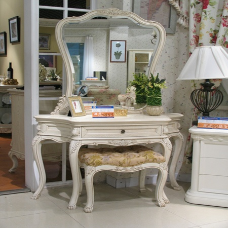 Dressing Makeup Table Shabby Chic | Heart Shabby Chic: Vintage Style Shabby Chic Dressing Tables...