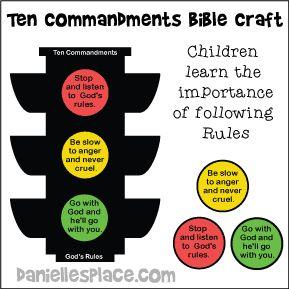 25 Trending Ten Commandments Craft Ideas On Pinterest
