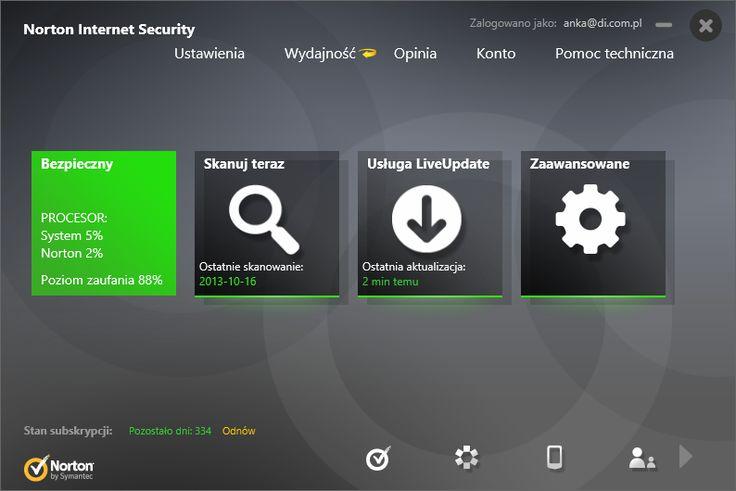 Norton Internet Security 2014 - bardziej wydajny, ale czy lepiej chroni? (http://di.com.pl/news/48976,8,Norton_Internet_Security_2014_-_bardziej_wydajny_ale_czy_lepiej_chroni-Anna_Wasilewska-Spioch.html)