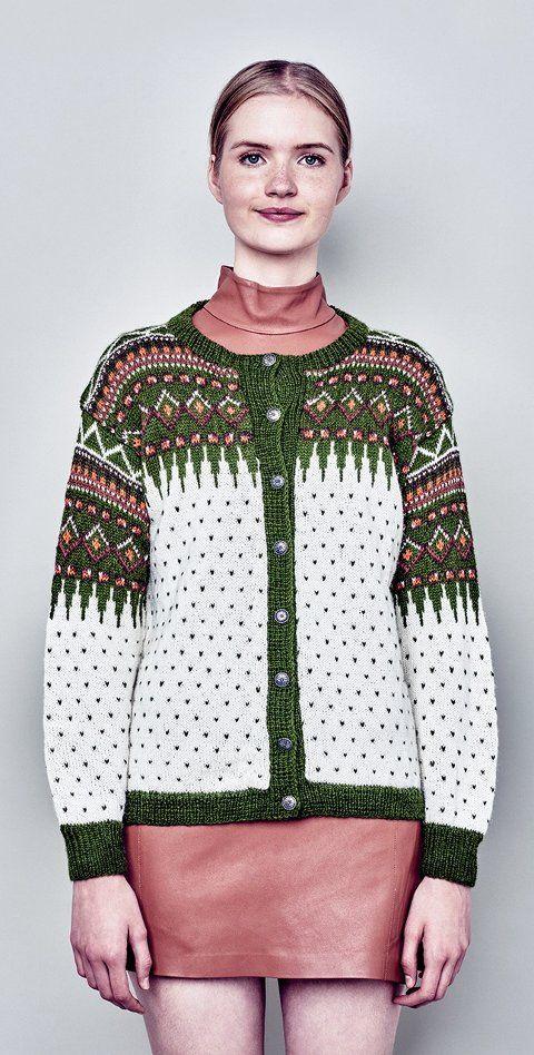 342 best Kofter/ cardigans . images on Pinterest | Knitting, Cards ...