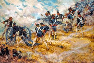 On this day in 1775, the Second Continental Congress created the U.S. Marine Corps.