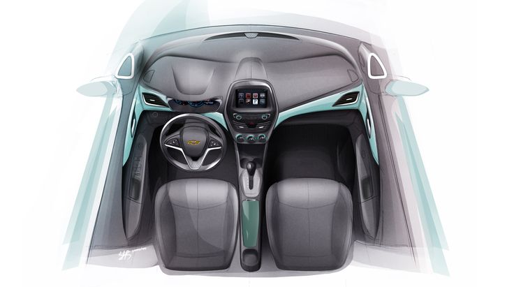 Next Generation Spark Interior Concept 03