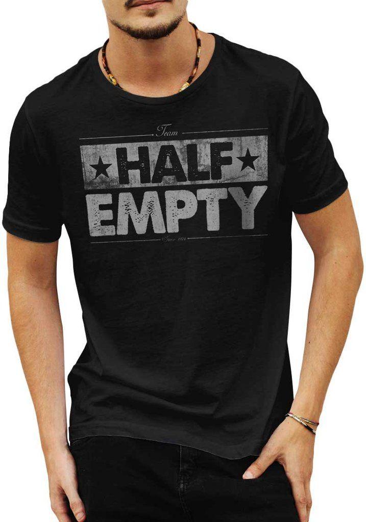 Team Half Empty
