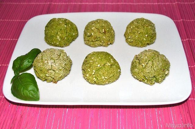 Polpette di piselli, scopri la ricetta: http://www.misya.info/2013/05/23/polpette-di-piselli.htm