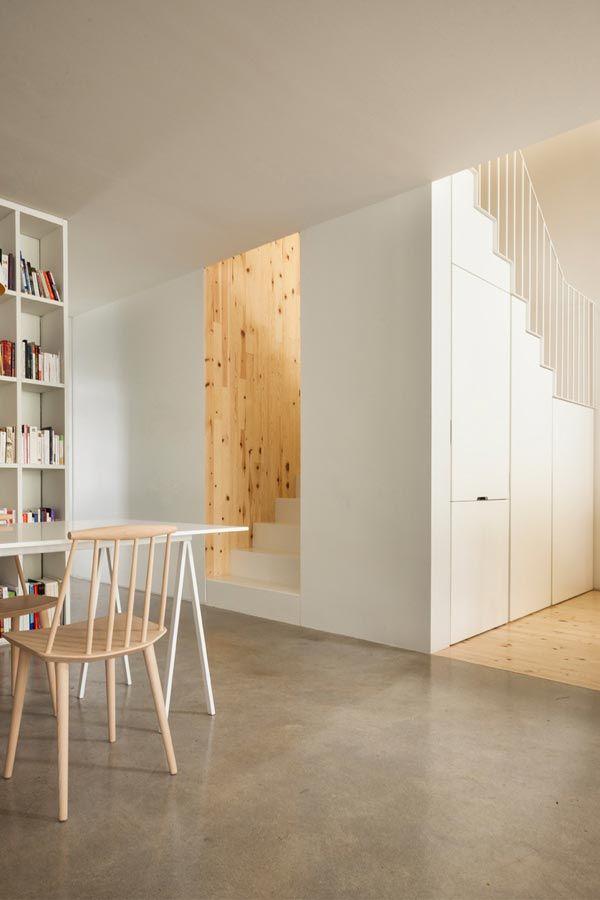 Una casa moderna y de aires nórdicos en Montreal · Modern and nordic in Montréal