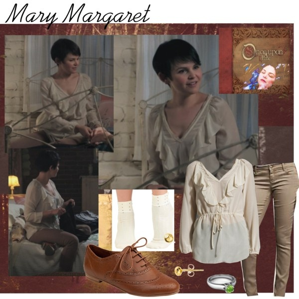 """Mary Margaret Blanchard - True North 2"" by tiffycuss on Polyvore"