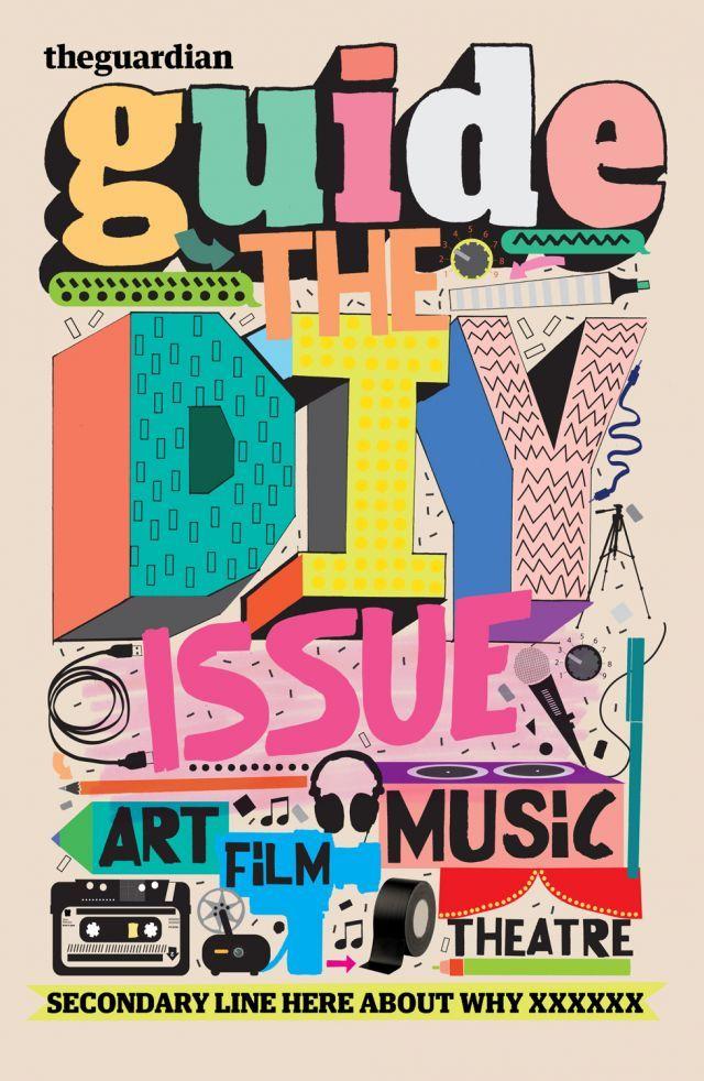 The Guardian - DIY Guide | RUDE | makersmgmt.com