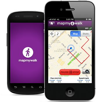 free walking tracker app for iphone