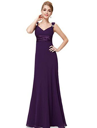 I like this dress the best for bridesmaid dresses.
