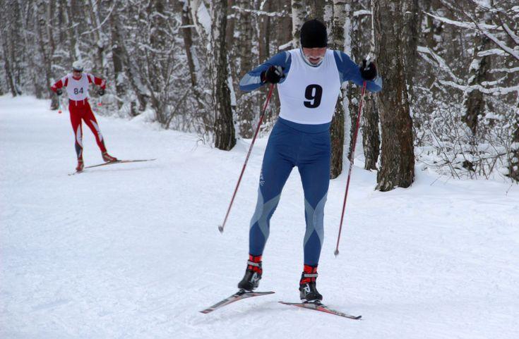 6 января в домодедовском лесу прошло открытие лыжного сезона - Сайт города Домодедово