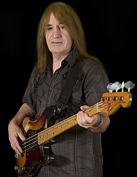 TREVOR BOLDER:     (1950 - 2013) -    BASS PLAYER WITH DAVID BOWIE