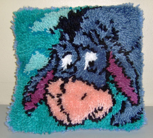 Monsters Inc Latch Hook Latchhooks Pinterest Rugs And Rug Kits