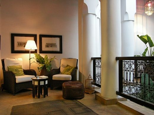 20 Best The Use Of Decorative Wrought Iron In Riads, Or