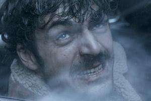 Luca Argentero in una scena del film.#ilcecchino