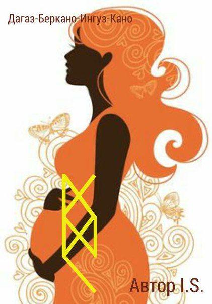 Дагаз-Беркано-Ингуз-Кано - Лечение бесплодия и Беременность. Дагаз- даёт возможность беременности и изменяет текущее состояние организма в лучшую сторону, Беркано- это сама женщина, жена и мать, Ингуз- плодородие и мужское начало, без которого не возможна беременность, Кано- раскрывает женский потенциал организма и помогает осуществить задуманное. Результаты работы става уже есть, кричат и писаются.)))