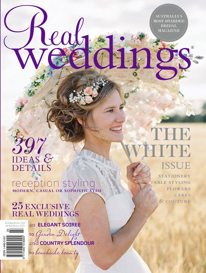 Real Weddings - Issue 23