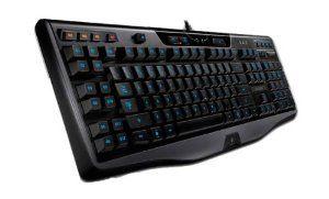 Logitech G110 Gaming Keyboard from Logitech - Computer Mods UK