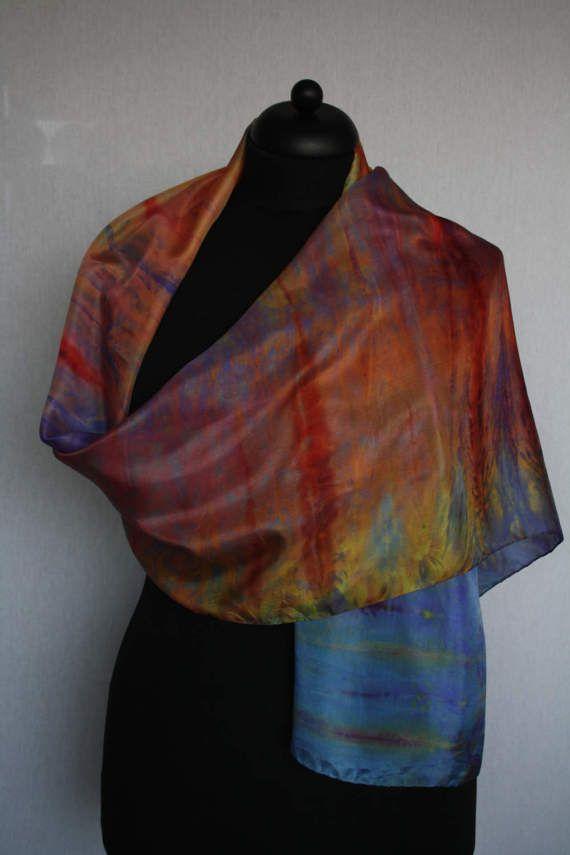 Hoi! Ik heb een geweldige listing op Etsy gevonden: https://www.etsy.com/nl/listing/505612920/kleurrijke-zijden-sjaal-ponge-6-190-x-45
