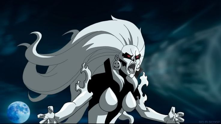 First Look at Silver Banshee from Smallville!