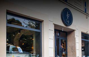 IF Café Tylovo náměstí