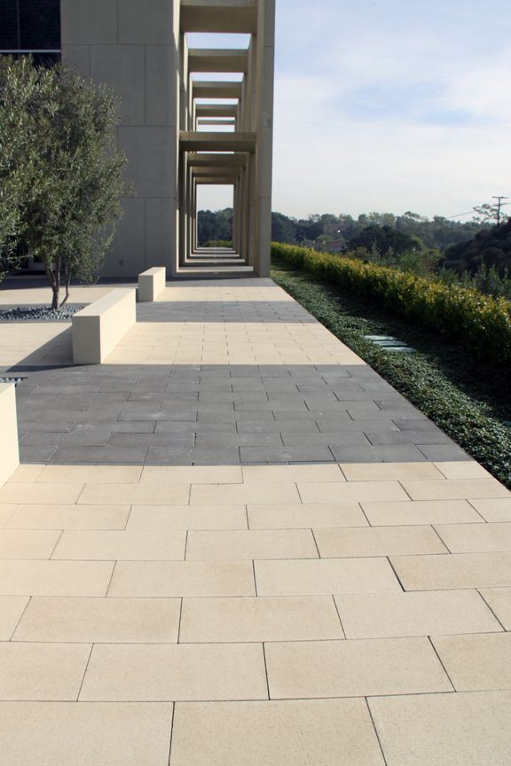 Our 12 x 24 makes any project look sleek, modern and elegant... #ackerstone #slabs #pavers #hardscapedesign
