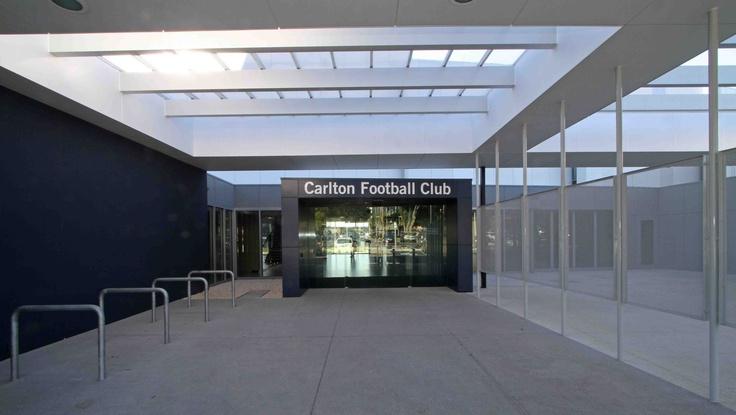 Carlton Football Club -  Club Entry