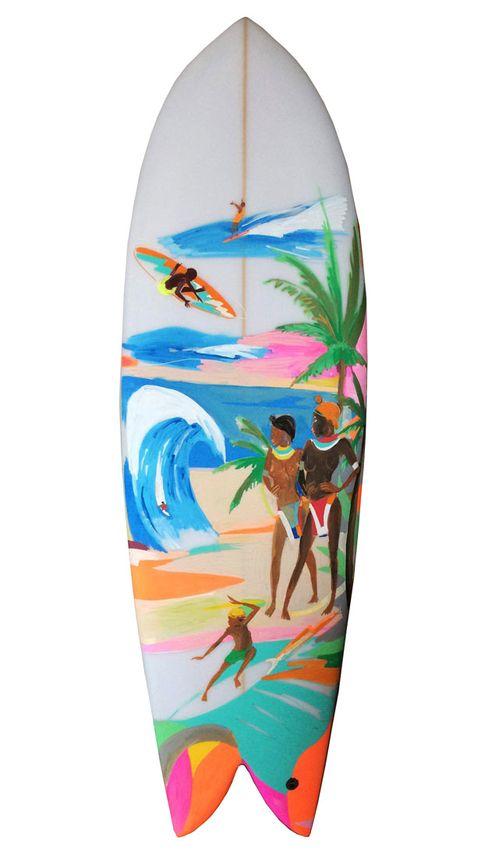 d33f991135 Wanted, la planche de surf ensoleillée signée Sœur x G.Kero ...